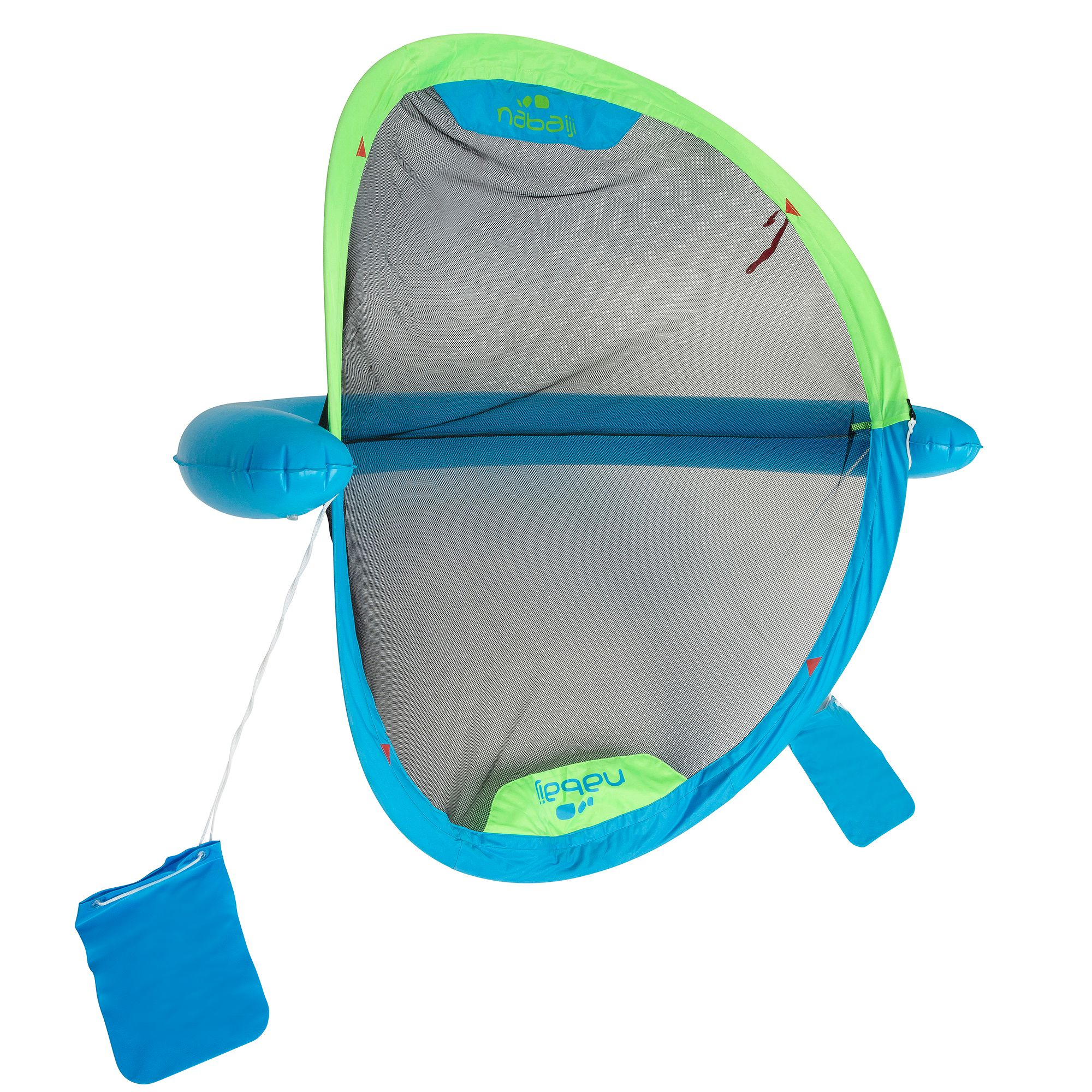 Porte Parapluie But But Gonflable Waterpolo Piscine Polo Up Blue Vert