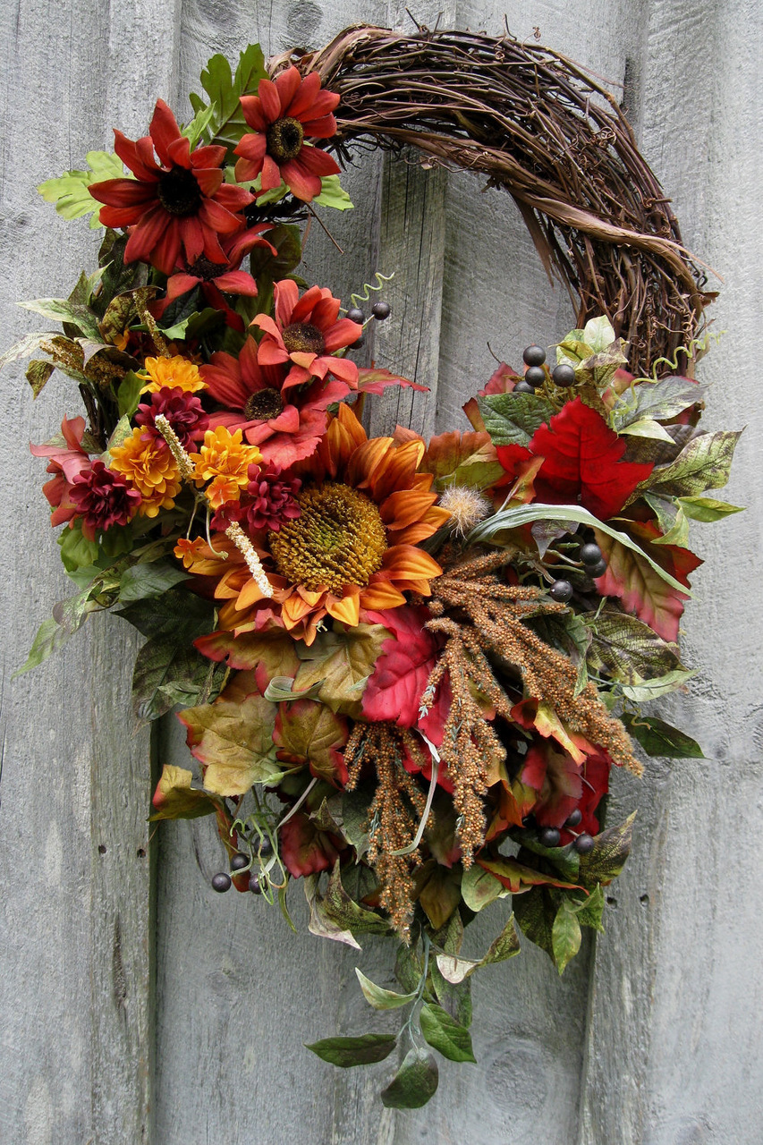 Fall Decor Wallpaper Осенний декор дома