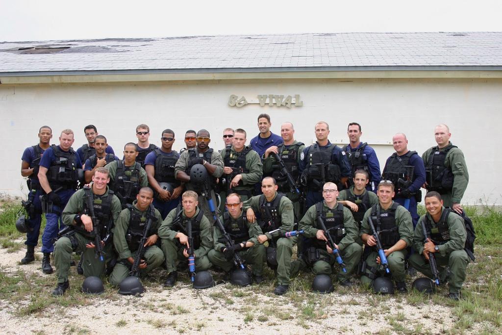 New command, new commander for special Coast Guard unit at Homestead
