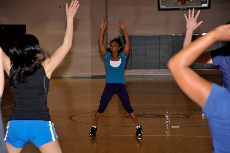 Gladiator hosts boot camp, offers new fitness culture tips