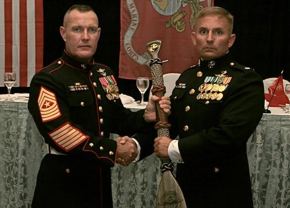US Marines celebrate their 235th birthday with Dutch Marines \u003e II