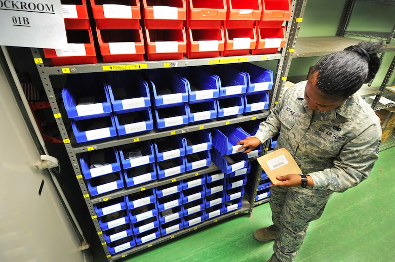 386th Airmen Stand Up Hh 60 Centralized Repair Facility