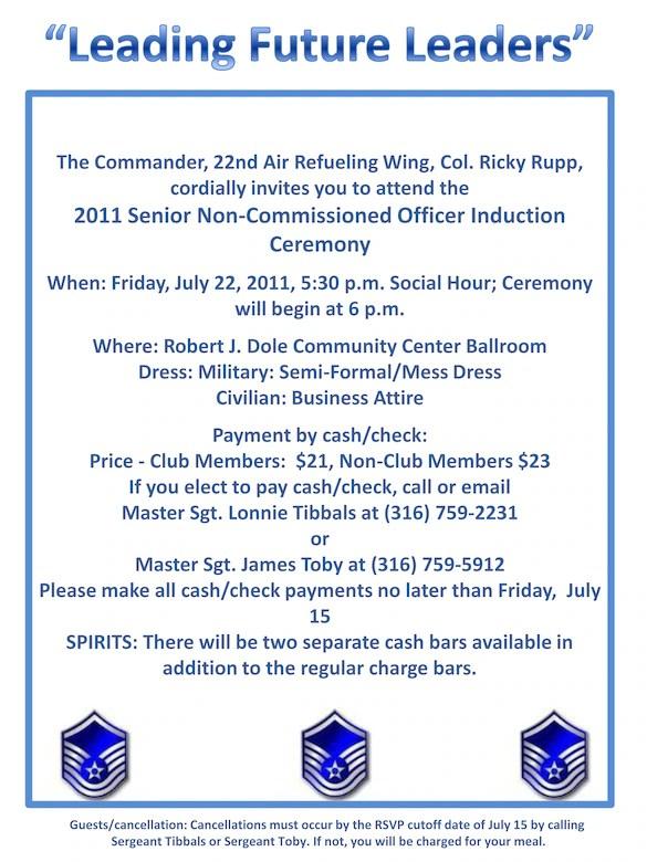 Leading future leaders \u003e McConnell Air Force Base \u003e Display
