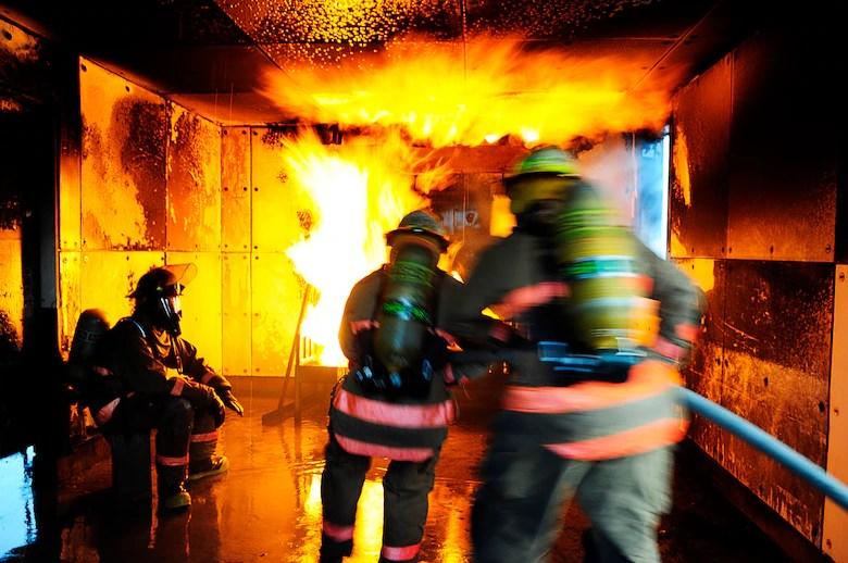 On fire \u003e Goodfellow Air Force Base \u003e Article Display
