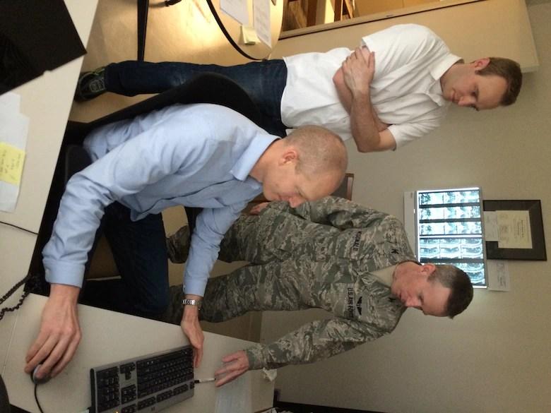 Wright-Patt officer earns Raymond F Longacre Award \u003e Wright - air force psychologist