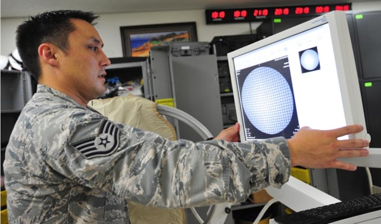 Medical equipment maintainers support warrior care \u003e US Air Force