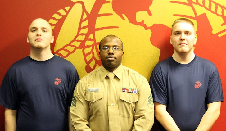 Greensville, North Carolina twins join Marine Corps together \u003e 4th