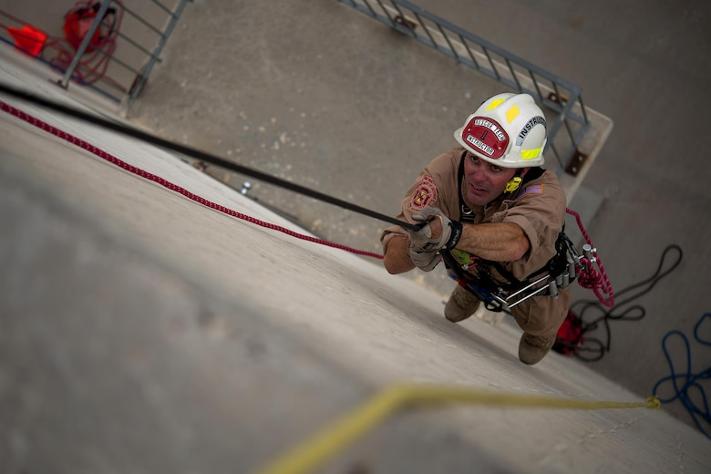 Goodfellow NCO named AF fire service instructor of the year \u003e 22nd