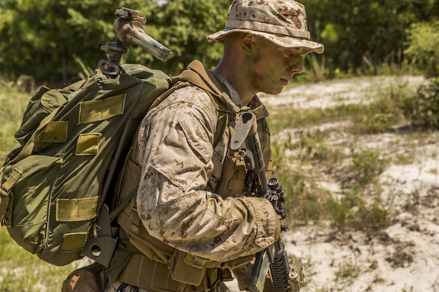 Warlords train new Marines in scout sniper capabilities \u003e 2nd Marine