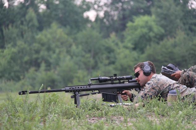 Scout Snipers get last few rounds in before graduation \u003e Marine