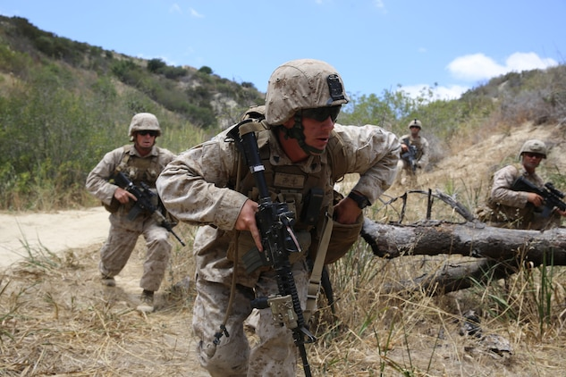 Advanced Infantry Courses hone warfighting skills, shape future - marines infantry assaultman