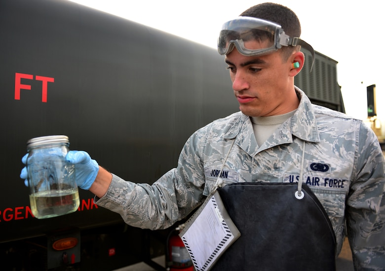 Airmen ensure top-quality fuel used for fighters \u003e Osan Air Base - Logistics Readiness Officer Sample Resume