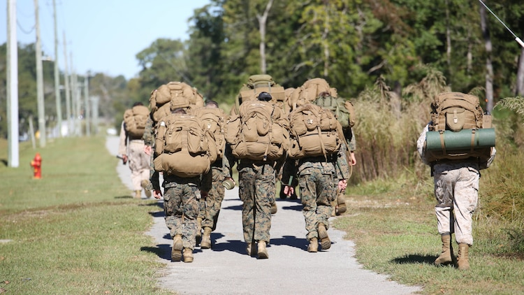 Scout sniper screening test Marines physically, mentally \u003e Training