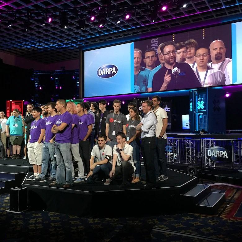 Three Teams Earn Prizes in DARPA Cyber Grand Challenge \u003e US