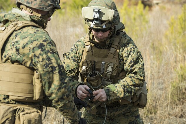 Marines strengthen battle tactics at DFT \u003e II Marine Expeditionary - marines infantry assaultman