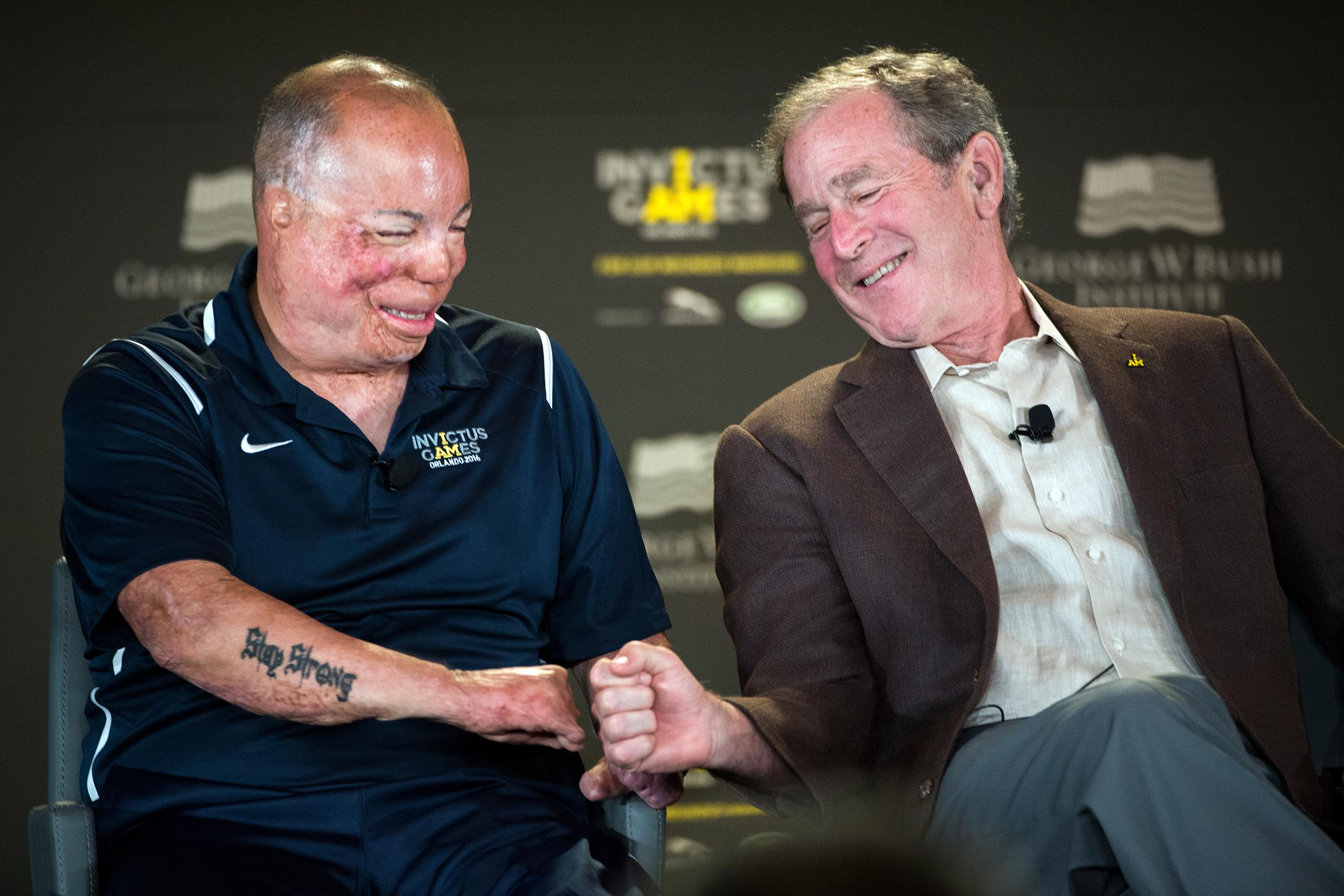 Master 2016 Del Toro Inspires Others During Invictus Games Earns Gold At Shot