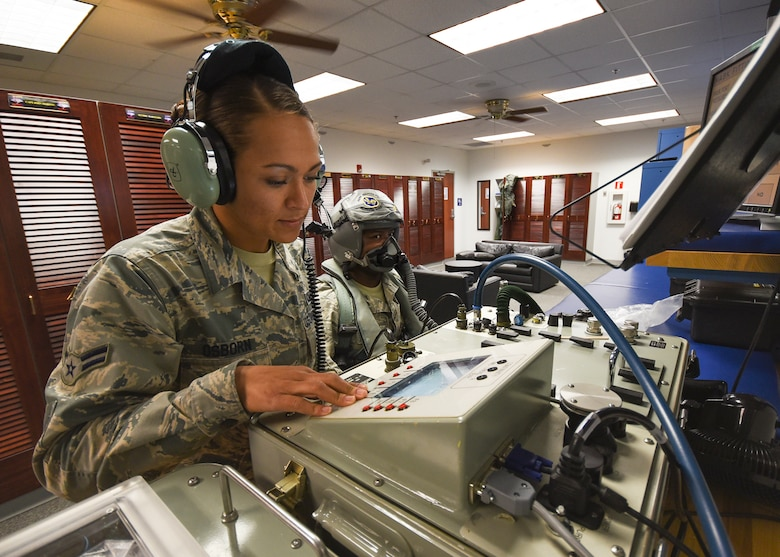 Tyndall aircrew flight equipment shop named best in Air Combat