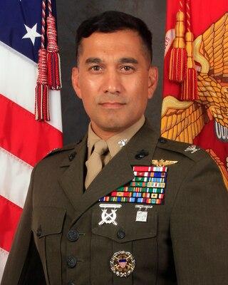Col Raul Lianez, US Marine Corps \u003e Marine Corps Base Hawaii \u003e Leaders