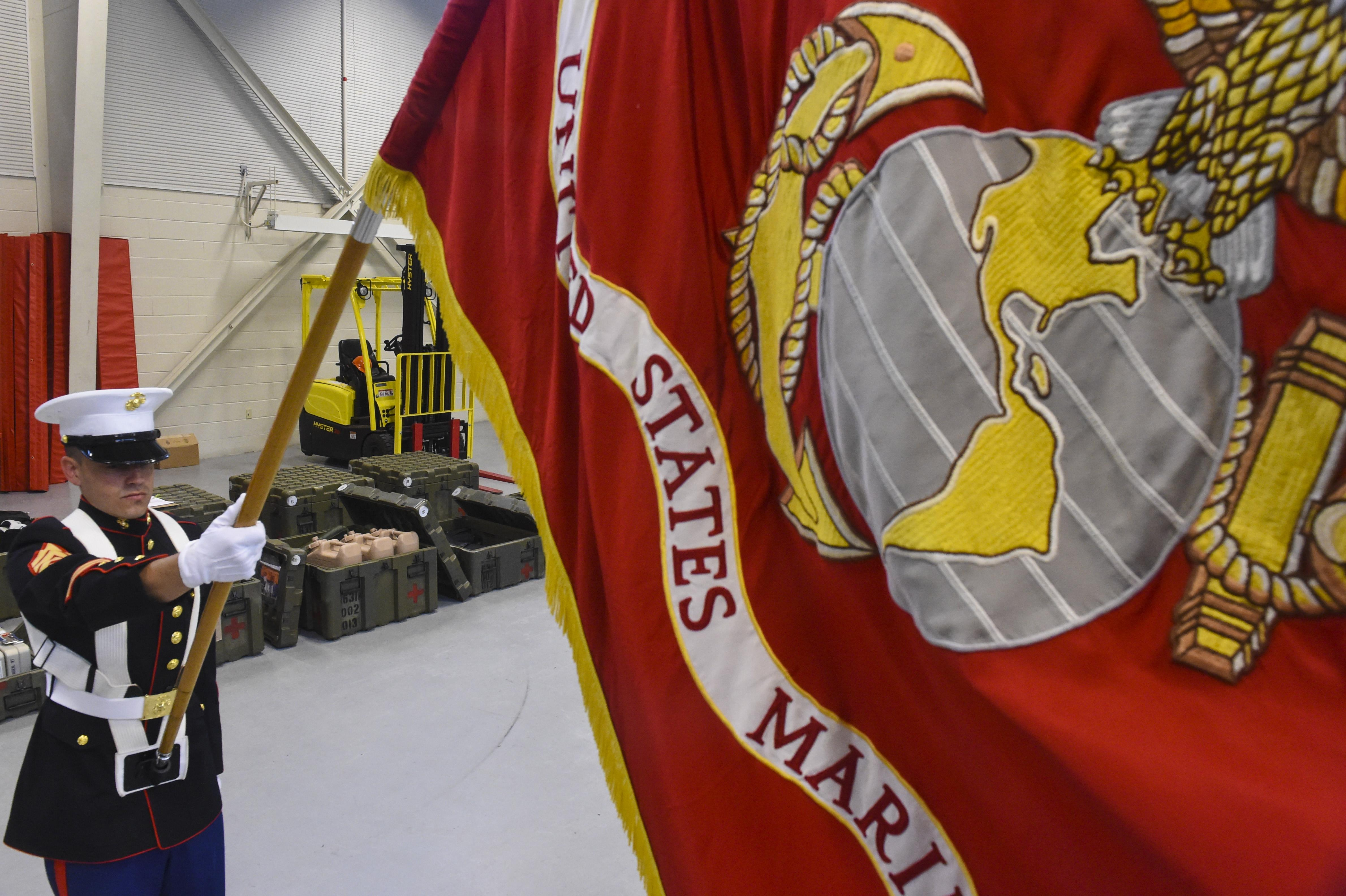 Tom Taylor Honoring Our Marin Veterans Charleston Marines Serve Honor Veterans Gt Joint Base