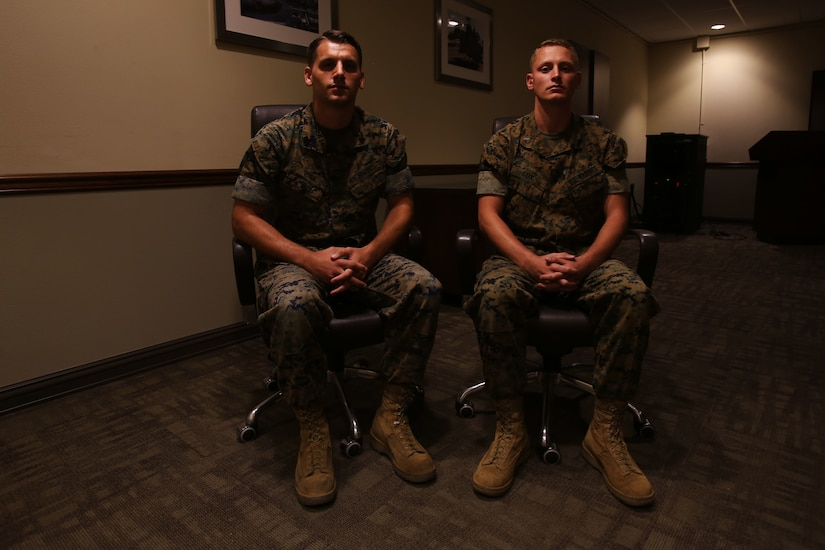 Face of Defense Marines React, Save Lives During Las Vegas Tragedy