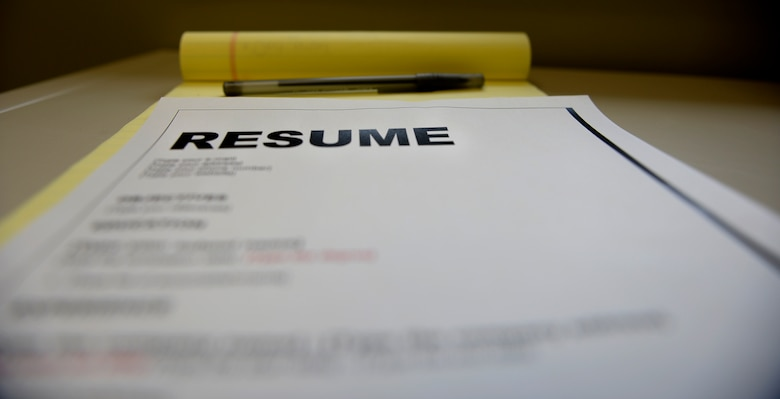 Resume Workshop Offered \u003e 157th Air Refueling Wing \u003e Article Display