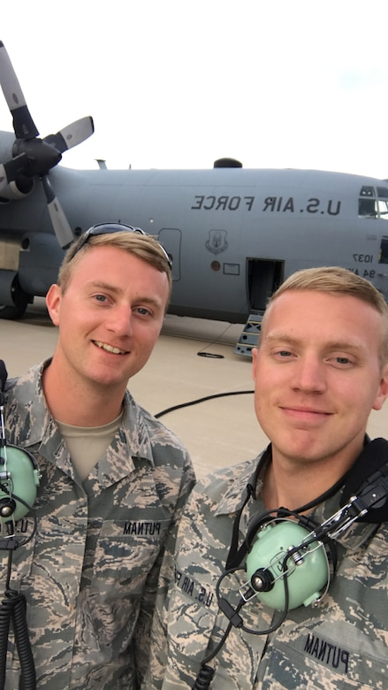 Brothers carry on family legacy in aviation \u003e US Air Force