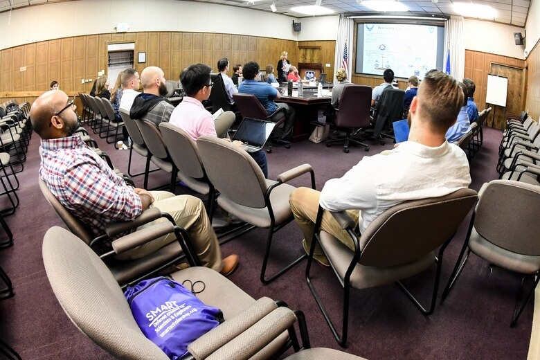 Hill showcases STEM job opportunities \u003e Wright-Patterson AFB