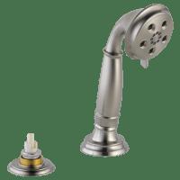 Hand Shower w/ Transfer Valve - Roman Tub RP72767SSLHP ...