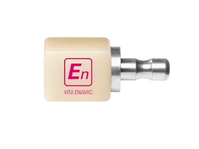 New Dental Product Enamic Multicolor Cad Cam Block From