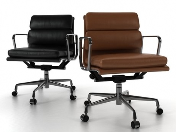 Eames Alu Chair Eames Soft Pad Chair 3d Model | Vitra, Switzerland