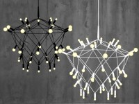 Orbit Chandelier 3d model