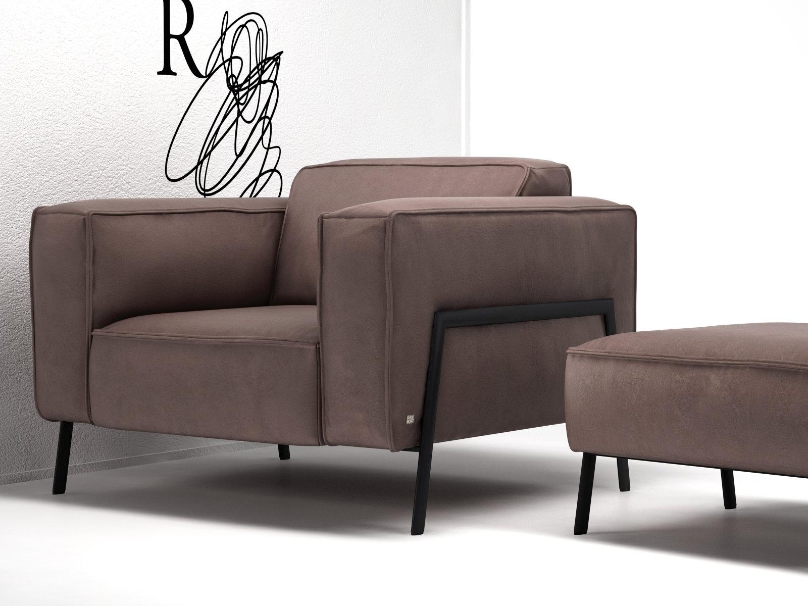 Design Armchair 3d Model   Bacio Armchair 3d Model Rolf Benz