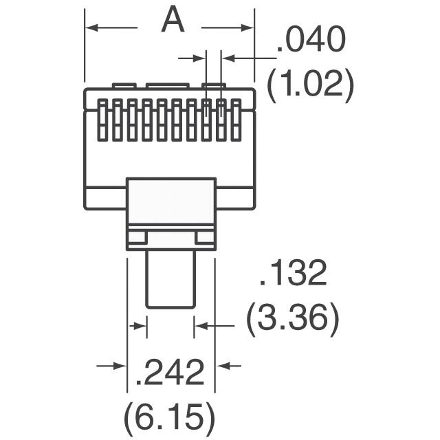 5-557963-3 TE Connectivity AMP Connectors Connectors