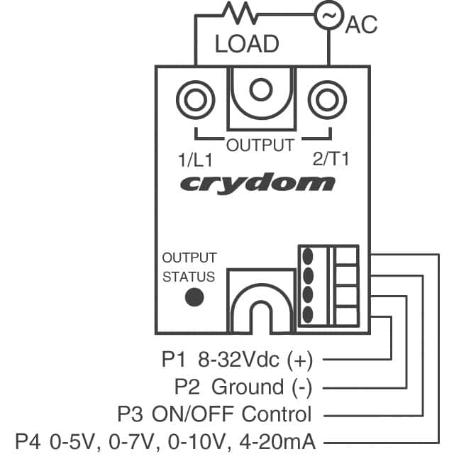 crydom solid state relay pdf