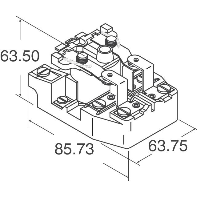 Potter Brumfield Relay Schematic Wiring Diagram