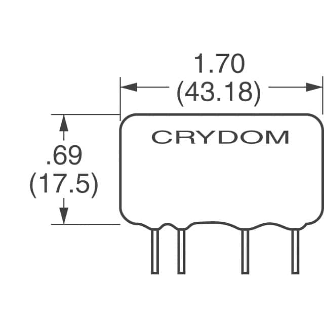 crydom solid state ac relay