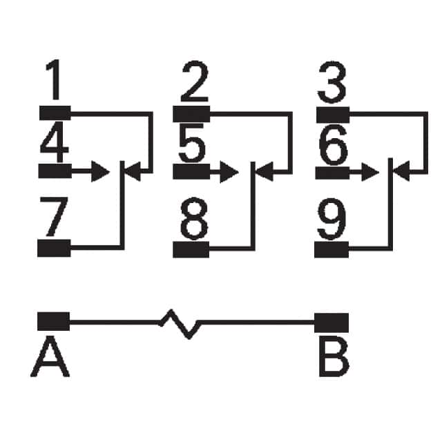 potter brumfield 8 pin relay schematic