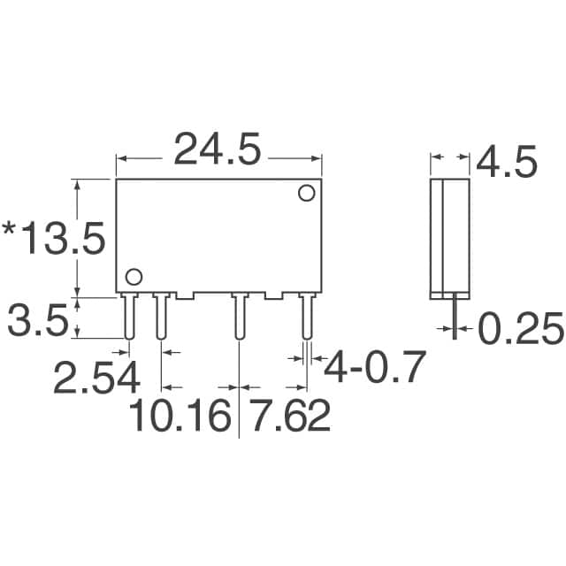 solid state relay g3mb