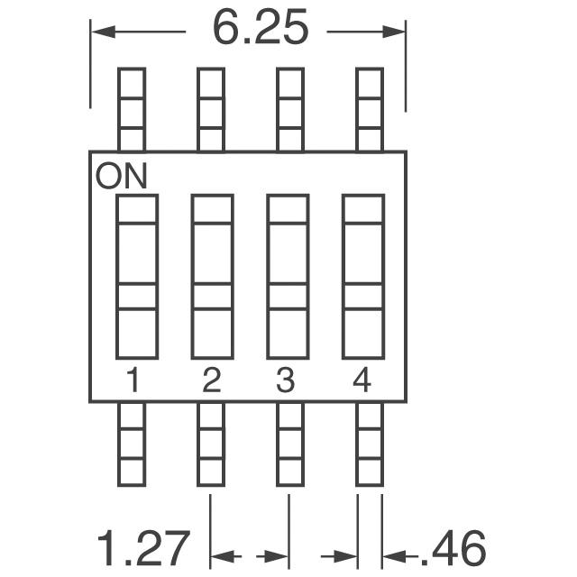 dip switch circuit