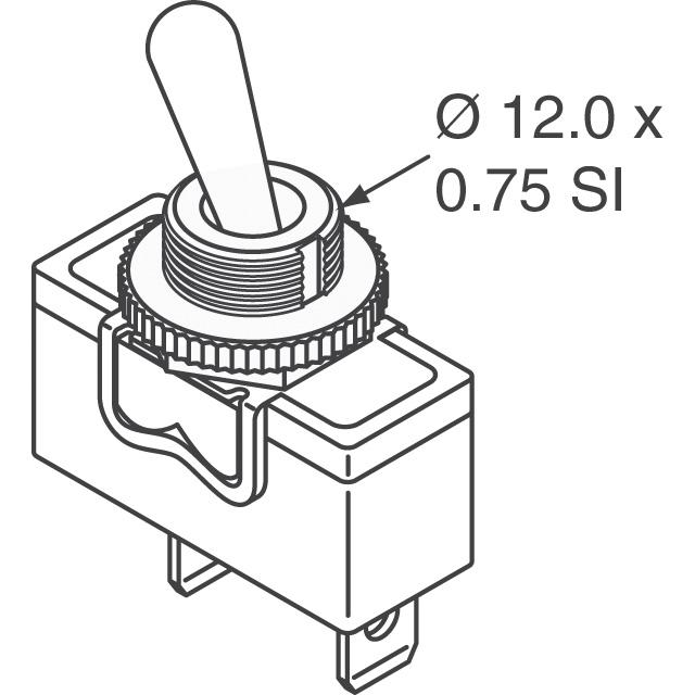 125v toggle switch Schaltplang