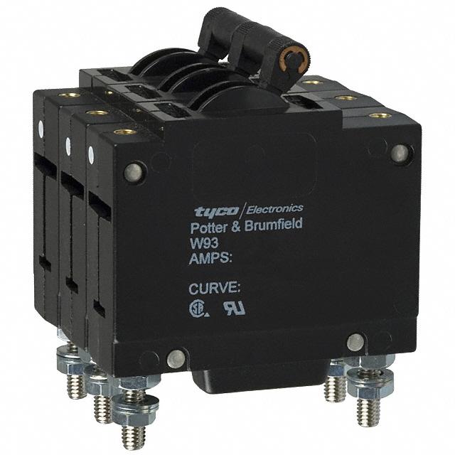 W93-X112-50 TE Connectivity Potter  Brumfield Relays Circuit