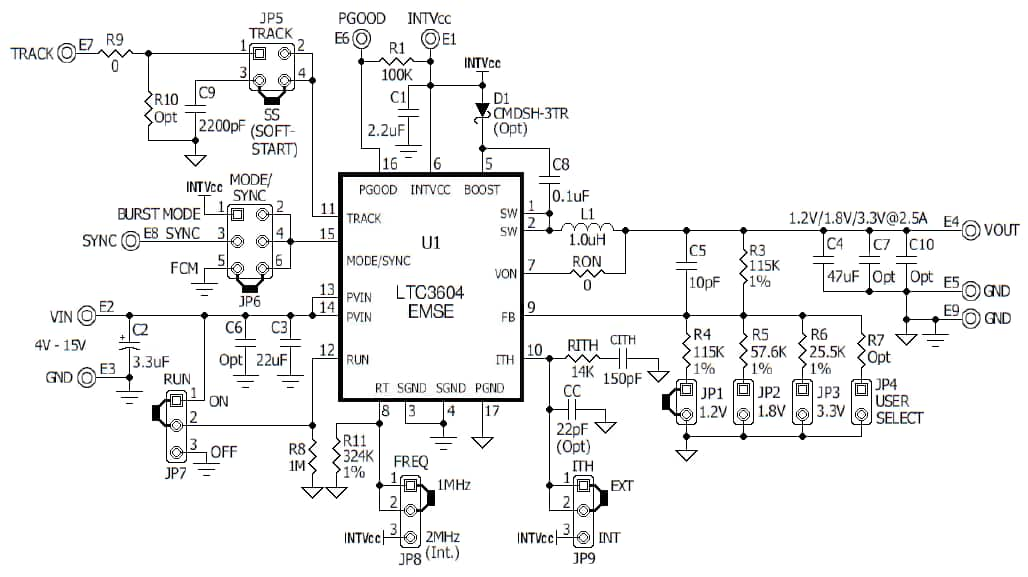 8v dc power supply with over voltage protection