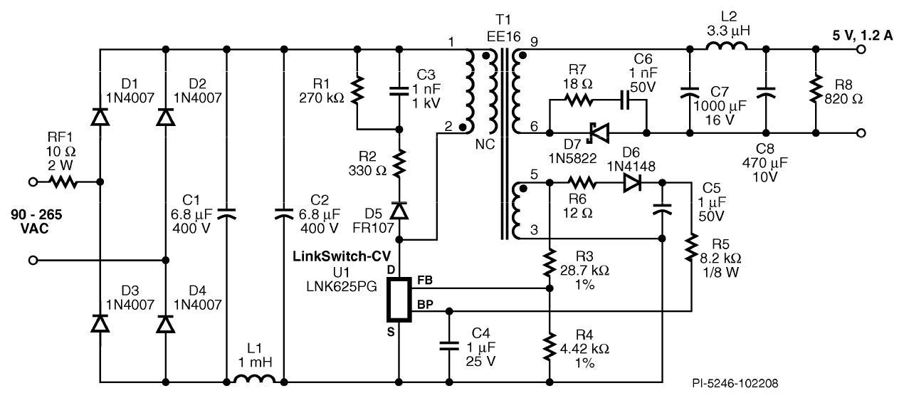 ac switch schematic