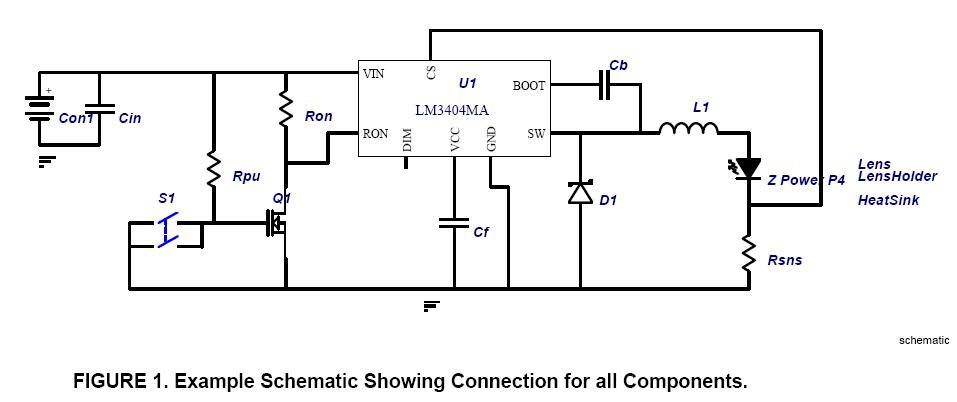cfl ballast circuit board