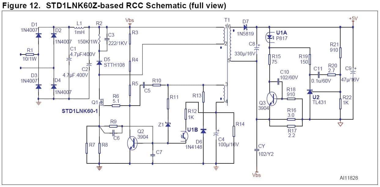 single cell lithium battery charger circuit
