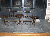 Fireplace Candle holder Insert - Nex-Tech Classifieds