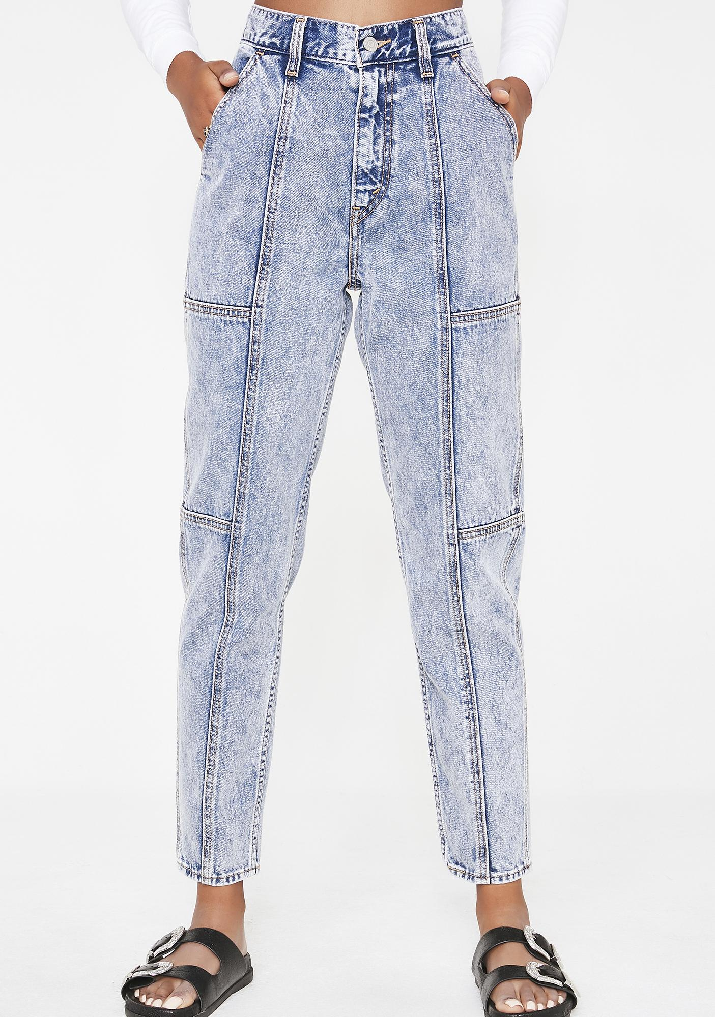 Jeans Levis Utility Mom Jeans
