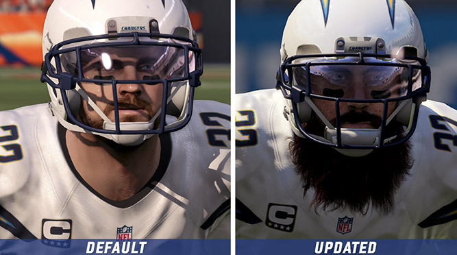 The Gaming Tailgate - Madden NFL 16 - Player Likeness Update #1
