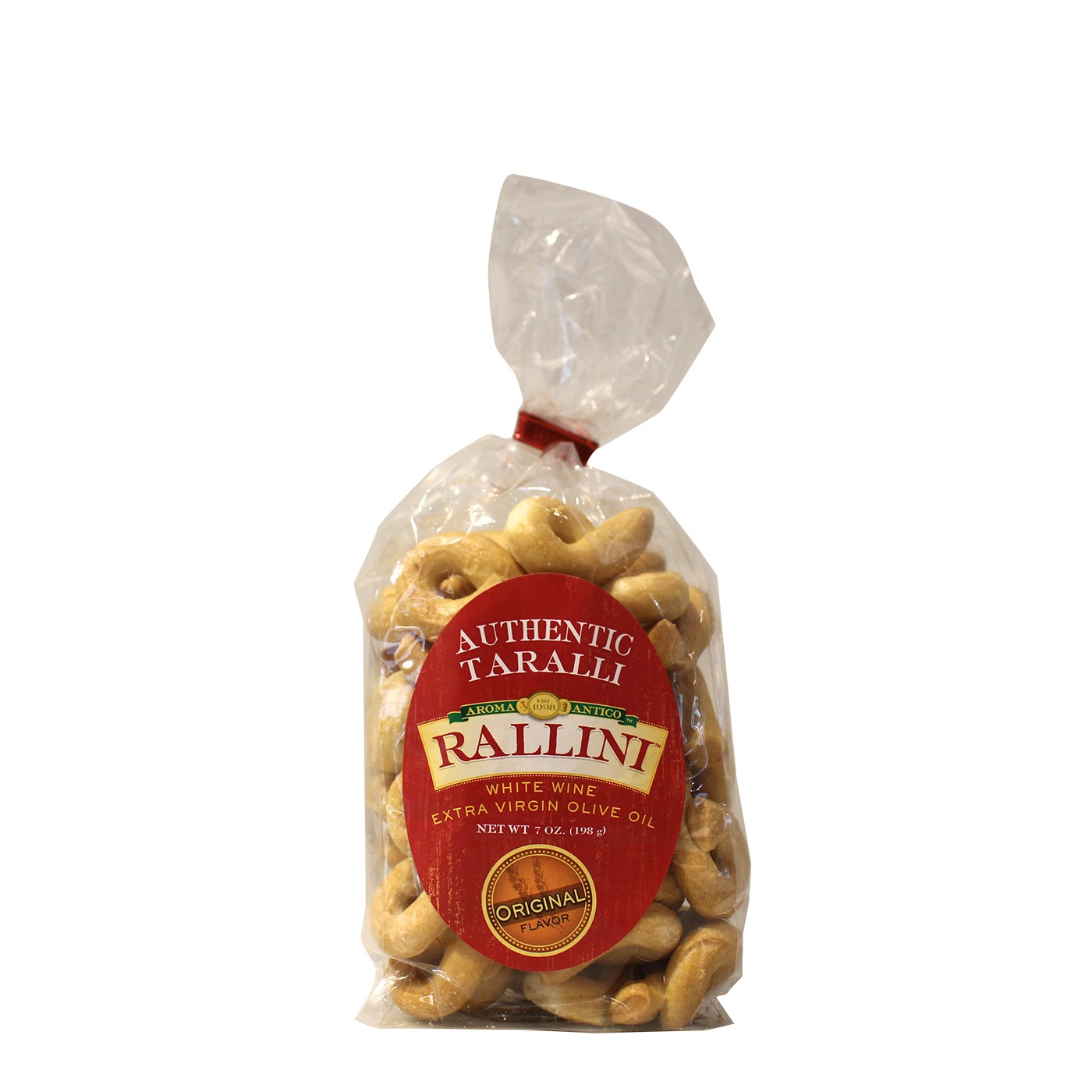 Cucina Viva Castelvetrano Olives Original Taralli Crackers 7oz
