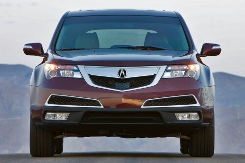 acura suv for sale